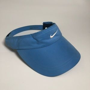 Nike Light Blue Visor